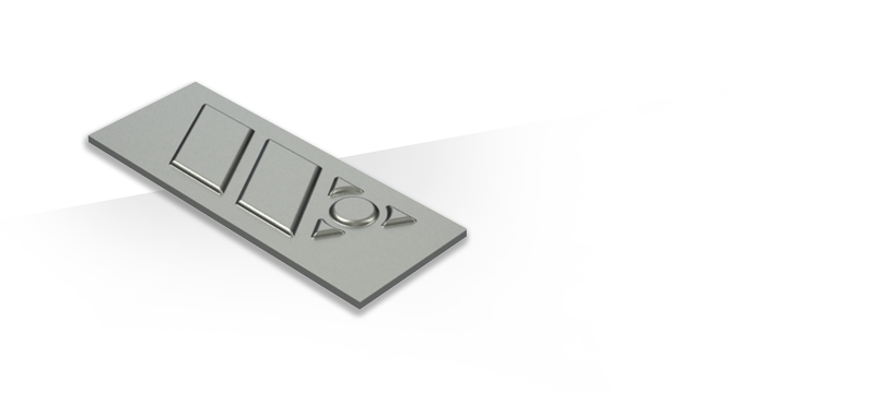Logo Tool Embossed