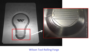 Wilson Tool Rolling Forge 300