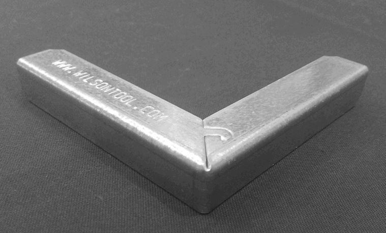 Mostra scula corner-lock (rigidizare colturi)