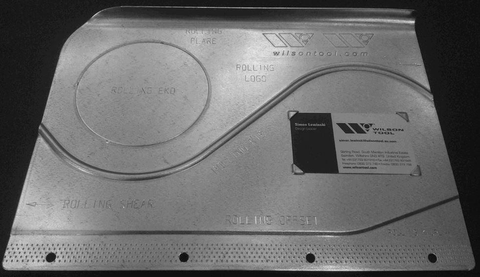 Mostra generla scule cu role (wheel tools)
