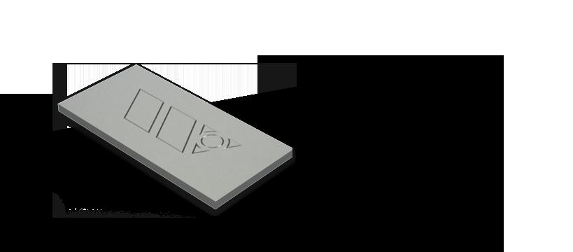Logo Tool Stamped