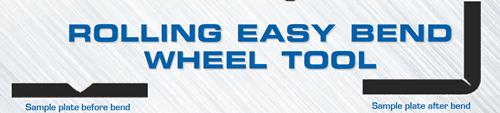 Wilson Tool Rolling Easy Bend