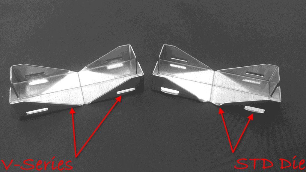 V-Series Black - Avantajle indoirii cu prismele cu umeri rabatabili